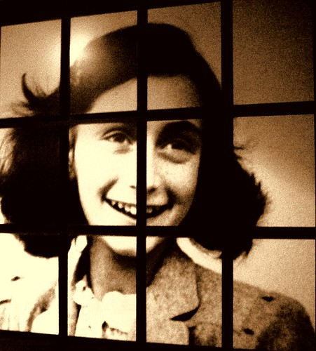 anne frank  if she were alive