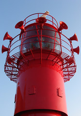 A ratio hornblower (Mr Grimesdale) Tags: light red liverpool sony maritime nautical redandblue mersey albertdock merseyside capitalofculture rivermersey mrgrimsdale stevewallace capitalofculture2008 liverpoolcapitalofculture2008 dsch2 europeancapitalofculture2008 photofaceoffwinner liverpoolcapitalofculture pfogold mrgrimesdale grimesdale