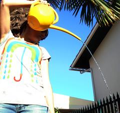 day 123_watering pot (anitacanita) Tags: me water yellow wednesday wateringpot 365days anitacanita itisnot cmwd cmwdyellow thisisastupidpicture
