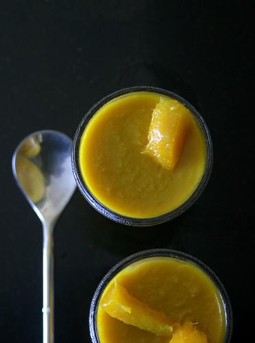 Mango Panna Cotta (iib)