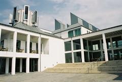 Cultural Centre, Malmø, Sweden, August 2002