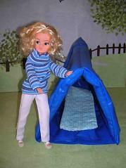 Work & Play 1981 (Dazedbydolls) Tags: camping sindy