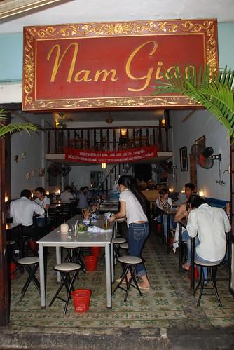 Nam Giao Restaurant - Saigon