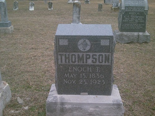 Enoch T. Thompson