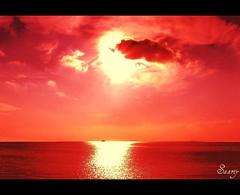 Mediterranean sunset (*Saariy*) Tags: sunset sea summer sky sun holiday nature clouds turkey relax scenery view trkiye scene turquie turquia turchia ogm potofgold turkei naturesfinest blueribbonwinner supershot instantfave flickrsbest canonpowershota700 mywinners abigfave platinumphoto anawesomeshot colorphotoaward impressedbeauty holidaysvacanzeurlaub blueribbonphotography firsttheearth diamondclassphotographer ysplix excellentphotographeraward colourartaward excapture goldenmasterpiece saariysqualitypictures fleursetpaysages llitedespaysages