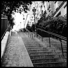 montmartre • paris • 2007 di lem's