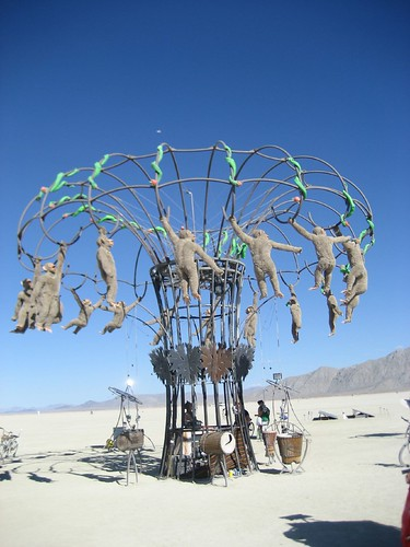 The Monkeys, Burning Man 2007