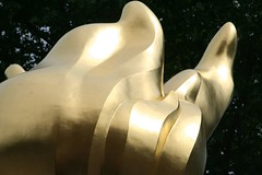 gold flame (jawphotog) Tags: paris art gold flame