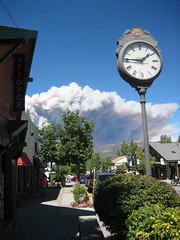 Big Bear Fires, September 2007