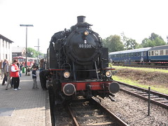 Steamtrain 2 (giedje2200loc) Tags: old germany diesel trains turntable steam locomotive bochum railfan steamtrains railroadmuseum dahlhausen