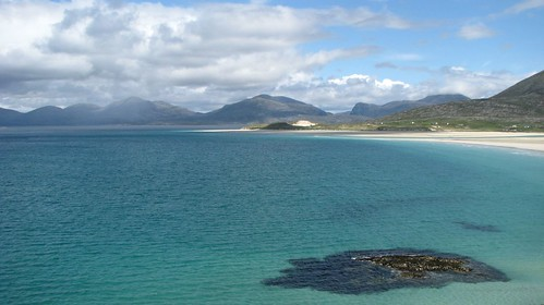 Luskentyre Beach, Seilebost, Isle of Harris by pebblesfromheaven