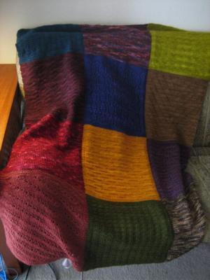 Manos Blanket