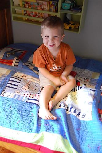 liam's quilt