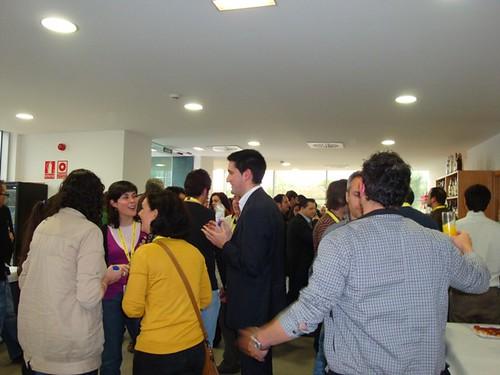 ambiente del iweekend asturias 2010