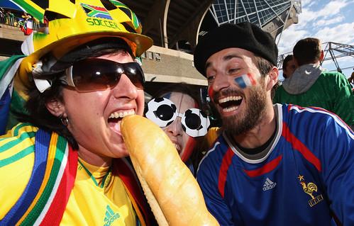Thumb Francia queda desclasificada del Mundial de Sudáfrica #fra #rsa
