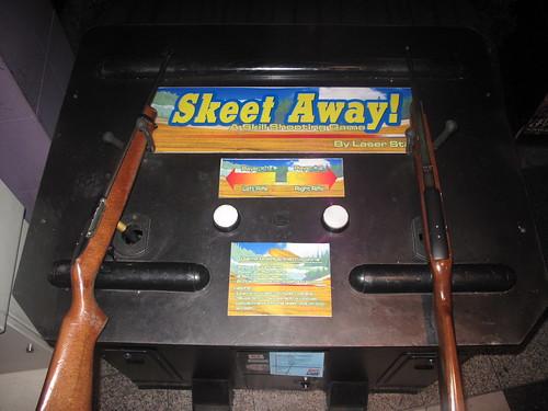 Skeet Away!