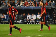 Pato e Ibrahimovic
