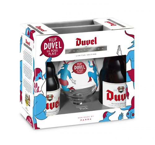 The Duvel Collection Parra Gift Box