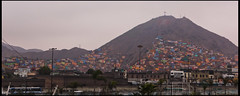 Cerro San Cristbal (guillenperez) Tags: urban peru san view lima district hill panoramic cerro panoramica vista development cristobal peruvian peruano distrito rimac urbanizacin limeo uncontrolled descontrolado