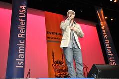 Maher Zain performs