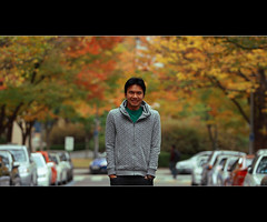 Muaz (jebatderhaka88) Tags: autumn canon season university south korea potrait malaysian f28 suwon 70200mm sungkyunkwan 40d jebatderhaka88