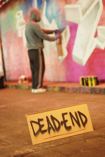 310:365 Dead End