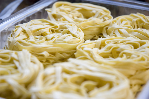 linguine nests