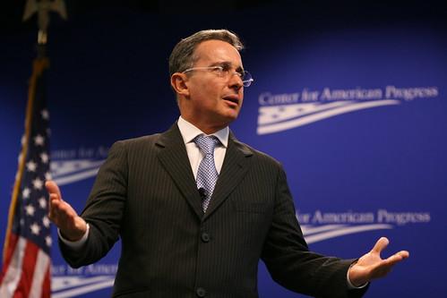 Uribe en 2007