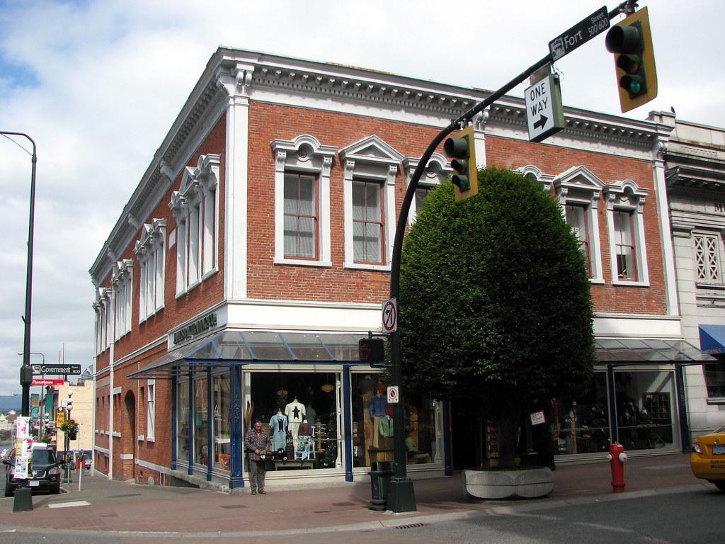 Southgate & Lascelles Building - 1869