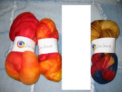 Lisa Souza Yarn and Roving