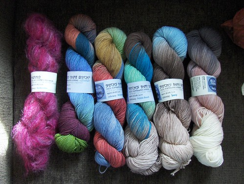 My New BMFA Yarn