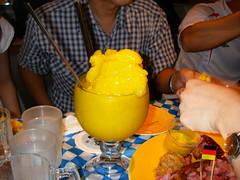 芒果冰砂有夠大杯