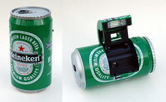 Ginfax Can Camera (Heineken) (John Kratz) Tags: camera classic beer d50 heineken nikon can explore whitebackground kratz cancamera ginfax johnkratz
