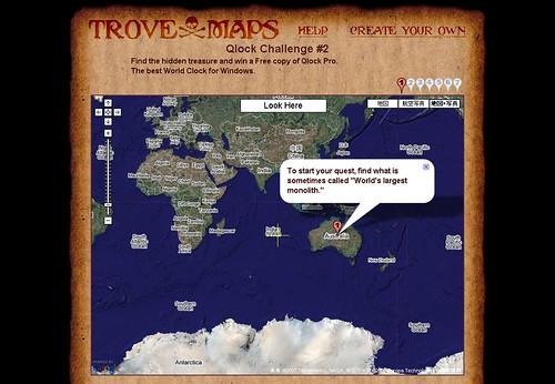 Trove Maps