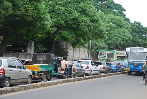 L B Road, Chennai