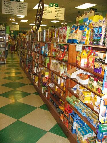 Cornucopia gluten-free aisle