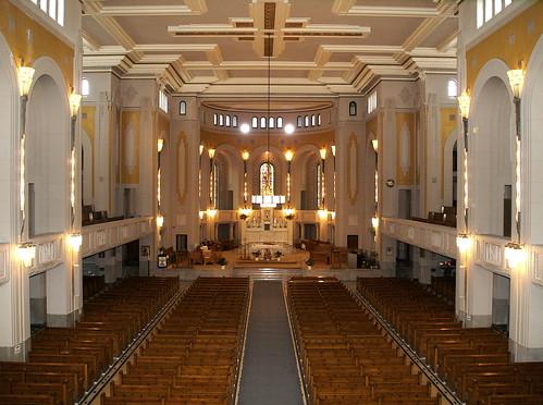 l'église Saint-Esprit