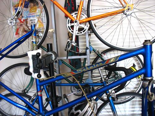 Bike tangle