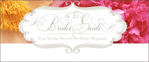 Darcy Miller Bride's Guide