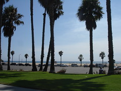 SantaMonica Beach front