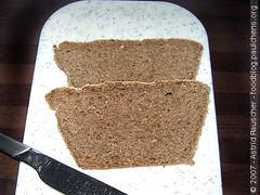 [breadbakingday]  #03 - bread with rye sourdough hosted by Küchenlatein
