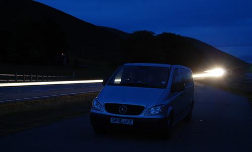 Los fantasmas de Loch a' Chroiso. Por Escocia (4)