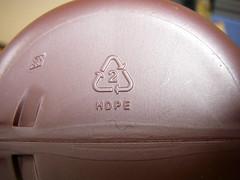 塑膠材質編號2