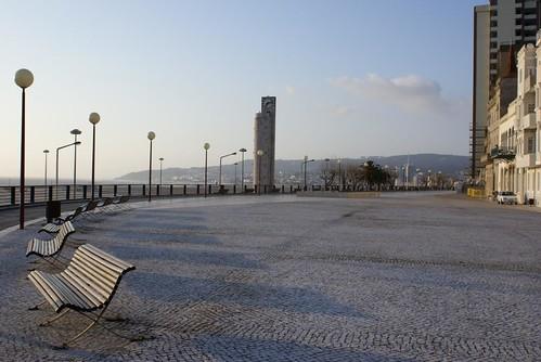 Esplanada Silva Guimarães - Figueira da Foz - Portugal