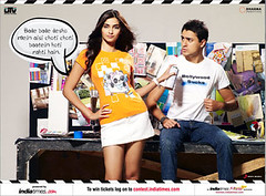 [Poster for I Hate Luv Storys with I Hate Luv Storys, Imran Khan, Sonam Kapoor, Sameer Dattani, Punit Malhotra]