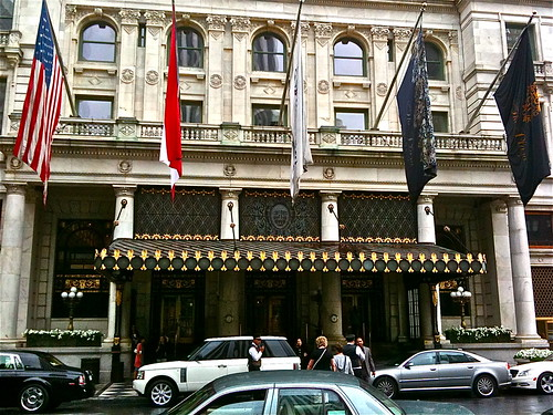 New York - The Plaza Hotel - Photo taken with my iPhone