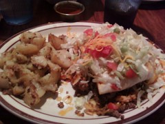 StuffedSopaipilla_001 (*Ice Princess*) Tags: chile food newmexico albuquerque newmexicanfood southwestfood