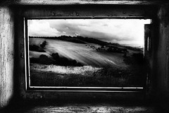 Canvas of light (Effe.Effe) Tags: bw italy window monochrome rural landscape countryside bn hills finestra campagna marche paesaggio colline marcheshire