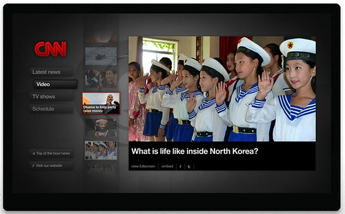 GoogleTV-CNN
