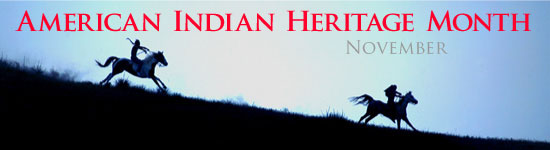 American-Indian-Heritage-Month